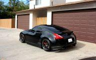 Black Nissan 33 Hd Wallpaper