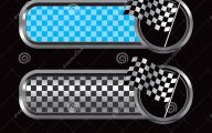Blue And Black Flag 18 Widescreen Wallpaper