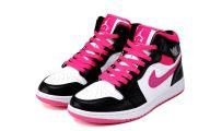 Pink And Black Jordans 24 Background Wallpaper