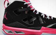 Pink And Black Jordans 6 Free Hd Wallpaper