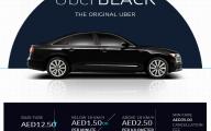 Uber Black Car Models 19 Background Wallpaper