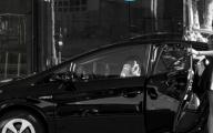 Uber Black Car Models 4 Background Wallpaper