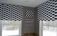 Black And White Curtain 28 Background
