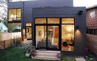 Green And Black Exterior Design 2 Widescreen Wallpaper