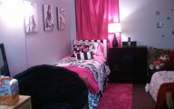 Pink And Black Decor 14 Background