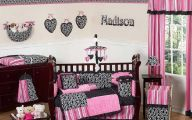 Pink And Black Decor 17 Background