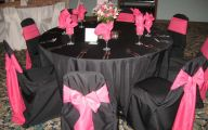 Pink And Black Decor 28 Background