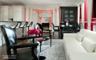 Pink And Black Interior Ideas 15 Background