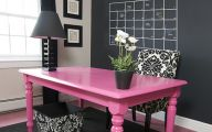 Pink And Black Interior Ideas 17 Background