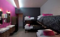Pink And Black Interior Ideas 31 Widescreen Wallpaper