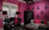 Pink And Black Interior Ideas 9 Cool Hd Wallpaper