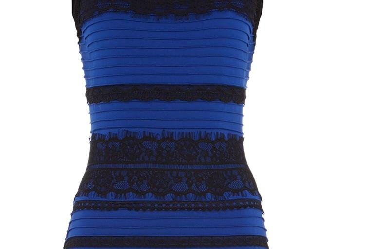Black And Blue Dress 5 Desktop Background ...