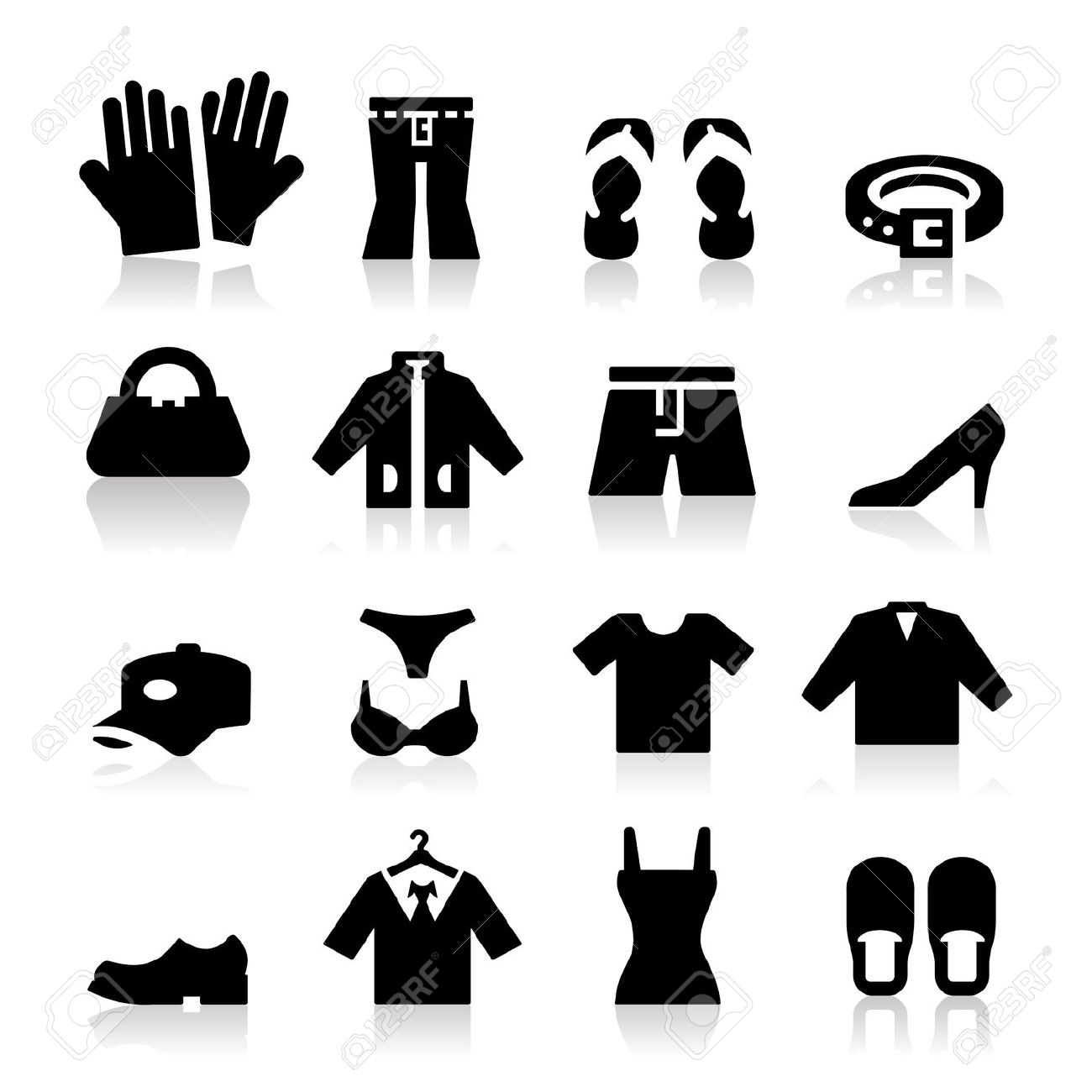 Black And White Clothing Store 5 High Resolution Wallpaper ...