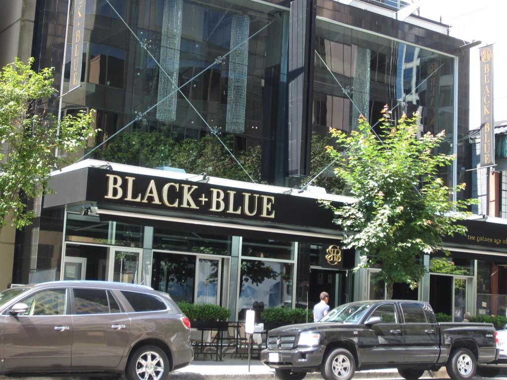 Black & Blue Restaurant 15 Hd Wallpaper - Hdblackwallpaper.com - photo#33