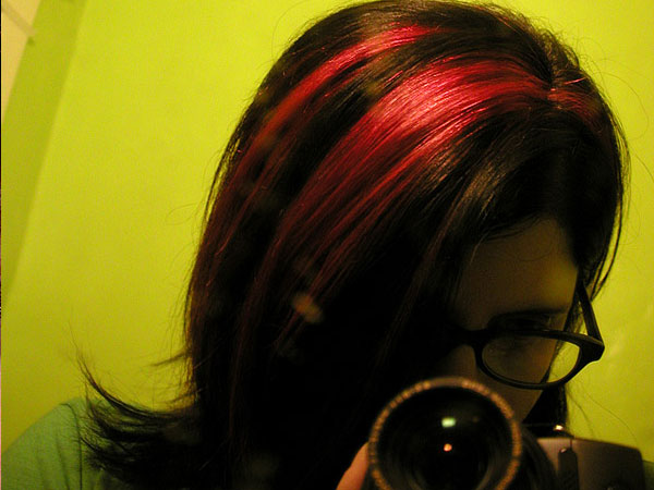 Hair Color Black And Red 30 Wide Wallpaper