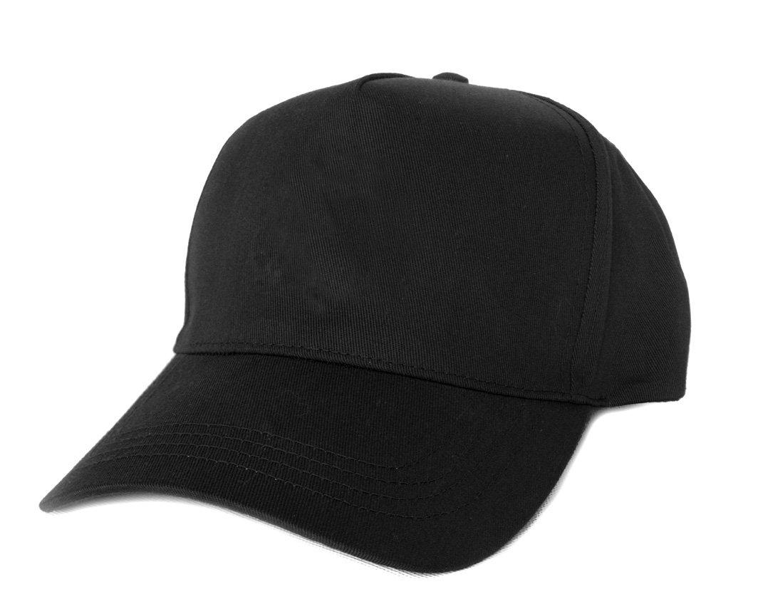 Plain Black Baseball Cap 1 Desktop Background ...