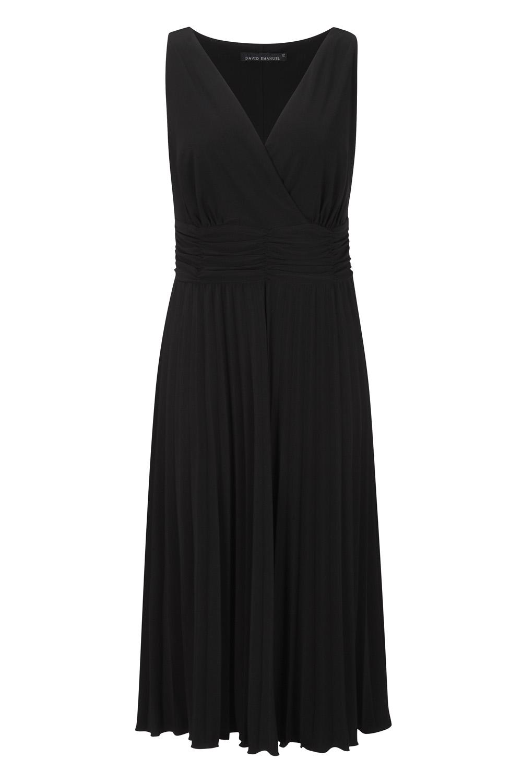 Plain Black Dresses 2 High Resolution Wallpaper