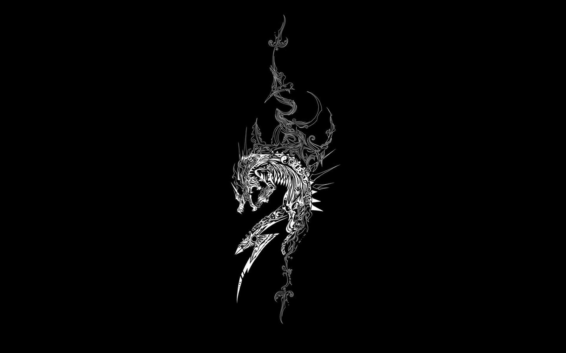 All Black Wallpaper Hd 16 Cool