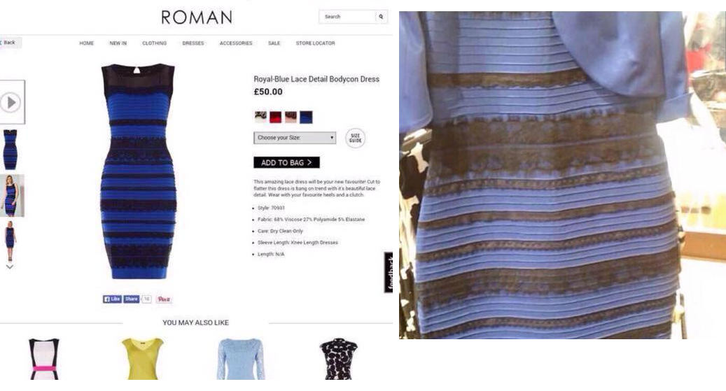 Is the dress blue and black or white and gold images wallpaper
