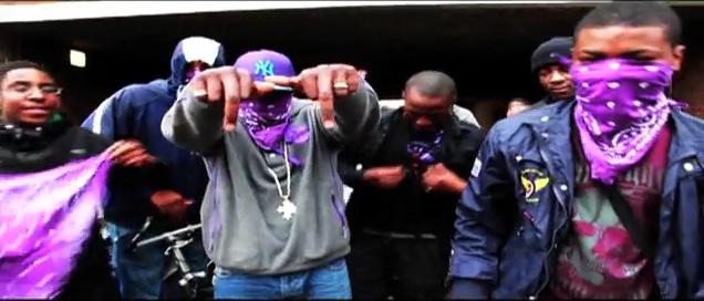 Blue Bandana Gangster – Wonderful Image Gallery