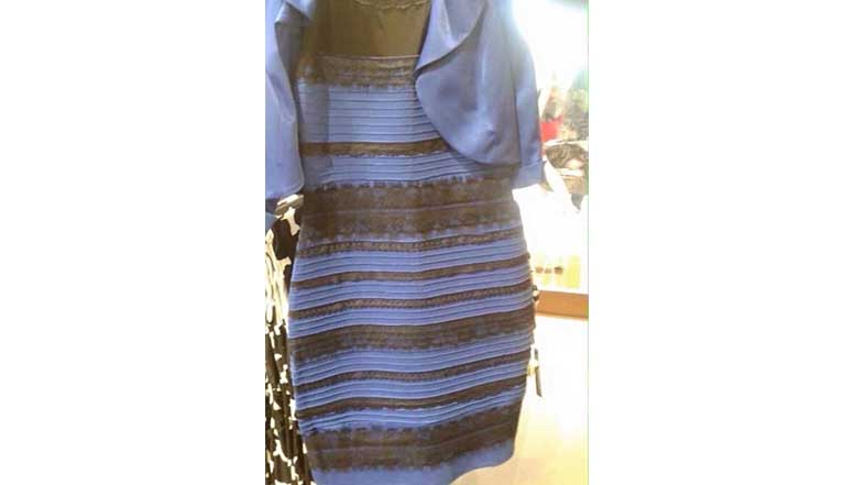 Black and blue white and gold dress 14 widescreen for Dark blue and gold wallpaper
