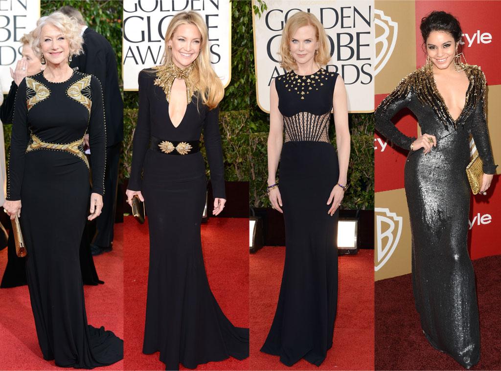 Black And Gold Dresses For Women 35 Desktop Wallpaper