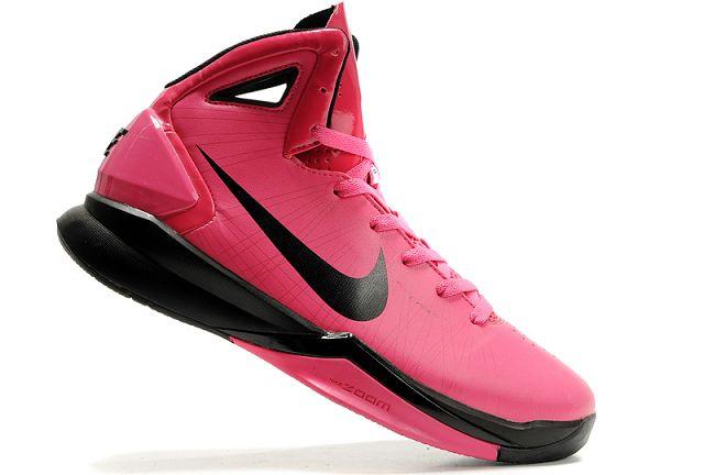 Black And Pink Boots 12 Desktop Background