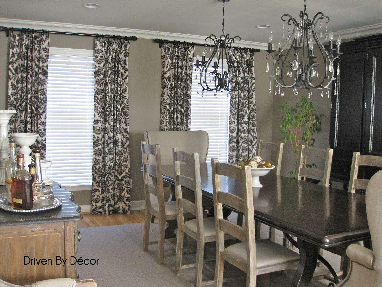 Black And Silver Curtains 15 Cool Wallpaper