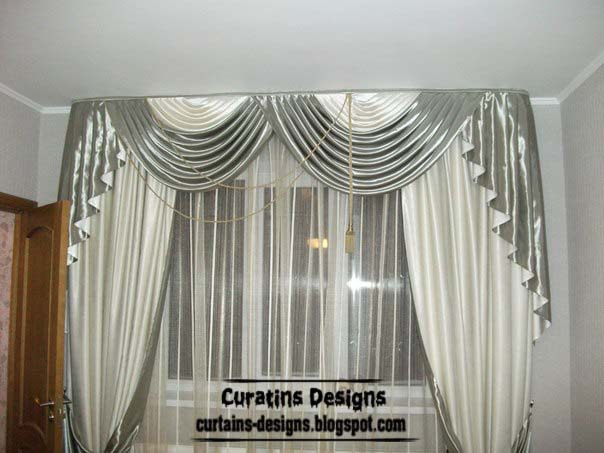 Black And Silver Curtains 18 Wide Wallpaper