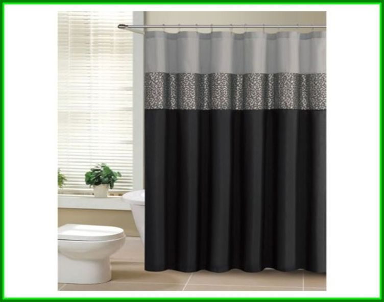 Black And Silver Curtains 20 Background