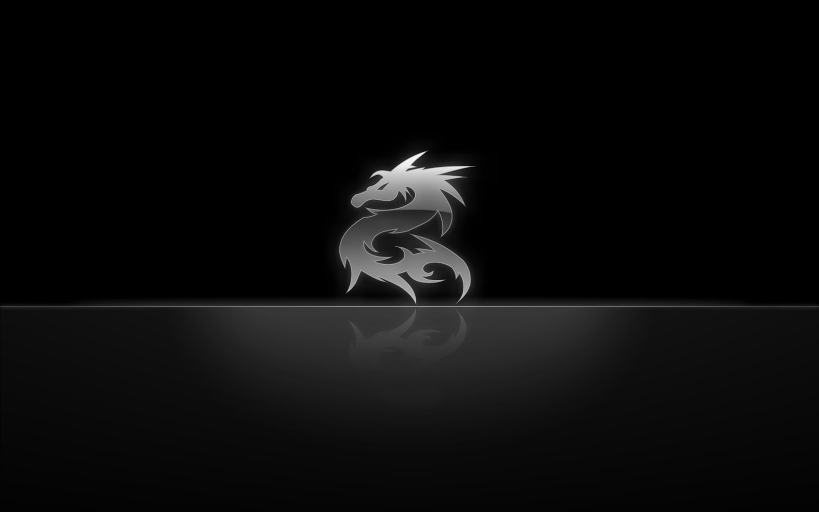 silver and black wallpaper