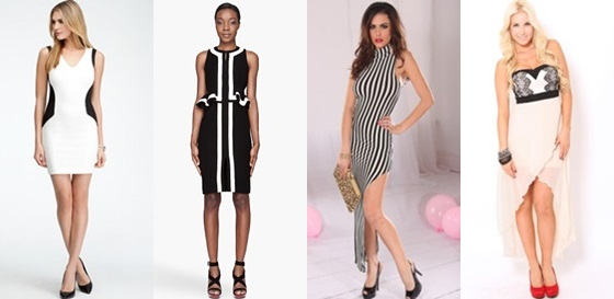 Black And White Dresses For Women 23 Free Hd Wallpaper