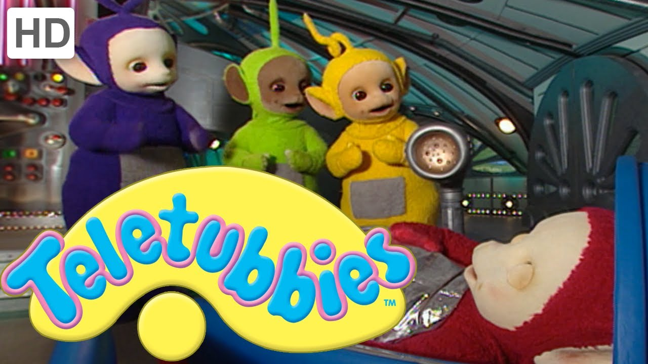 Black And White Teletubbies 23 High Resolution Wallpaper