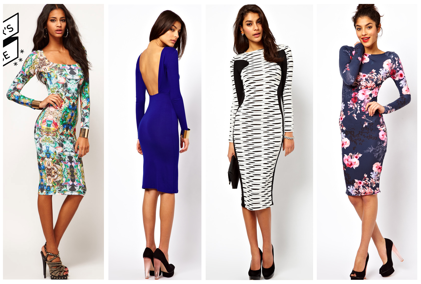 Black And White Women Dresses For Church 10 Desktop ...