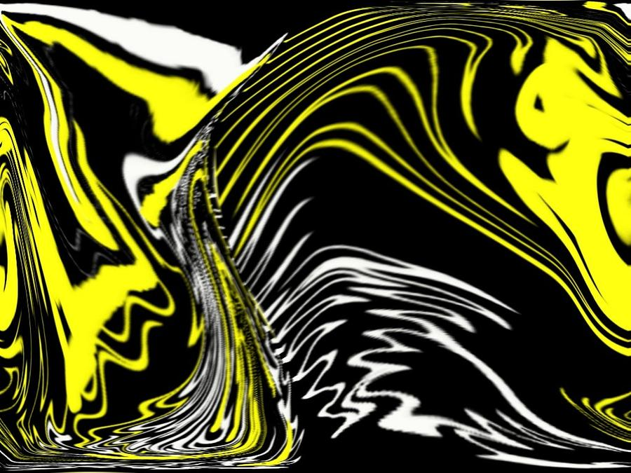 Black And Yellow Videos 2 Desktop Wallpaper