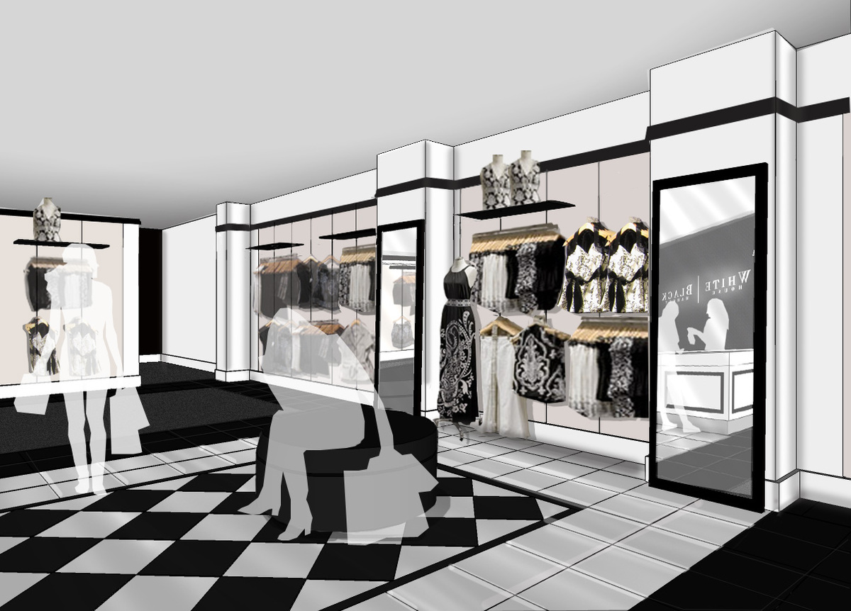Black & White Shop 33 Cool Hd Wallpaper - Hdblackwallpaper.com