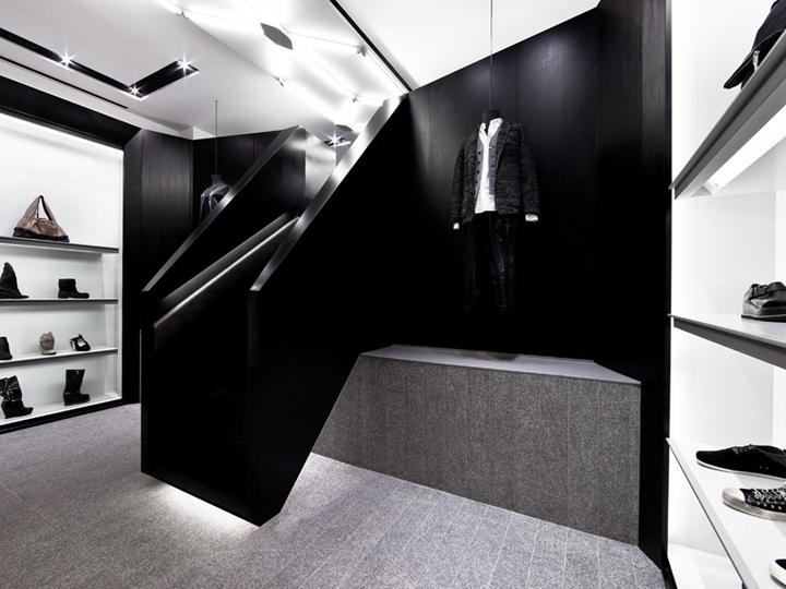 Black & White Shop 36 Background - Hdblackwallpaper.com