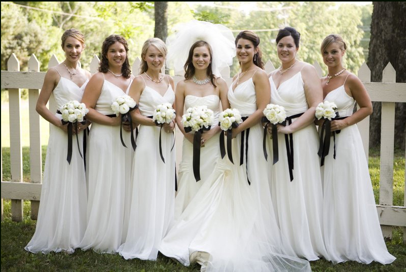 Cheap Women Black And White Dresses 4 Widescreen Wallpaper