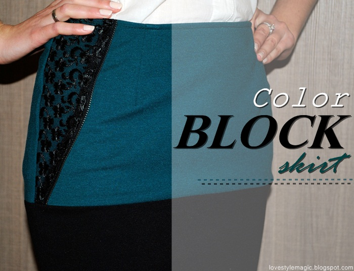 Green And Black Color Block Dress 14 Background Wallpaper