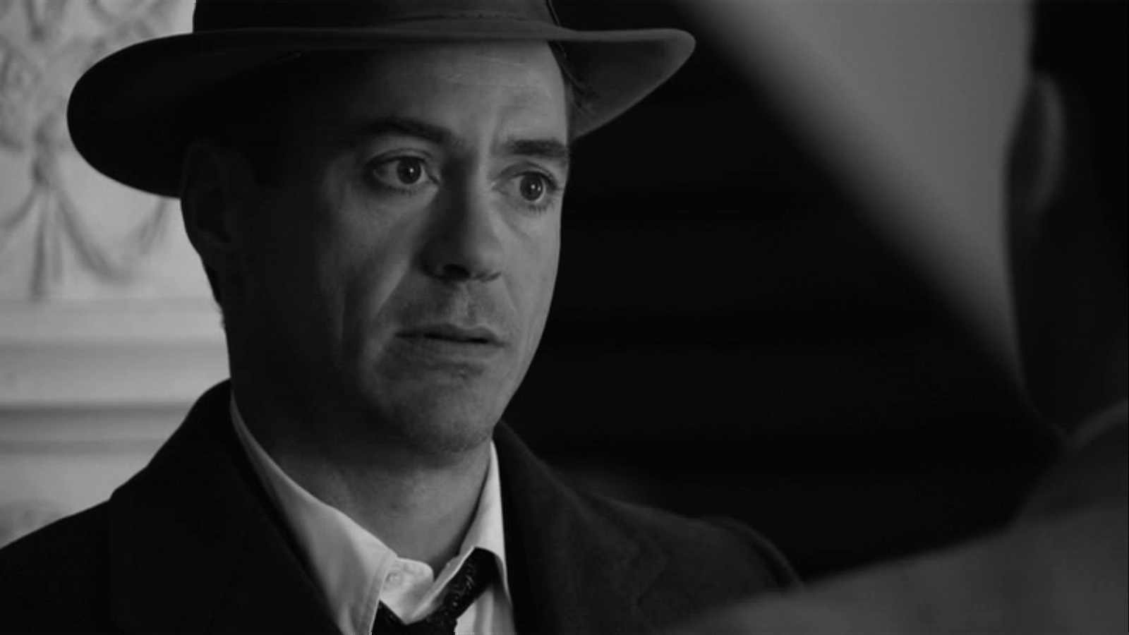movie robert downey jr luck night cool background wide fanpop hdblackwallpaper hat club screencaps george