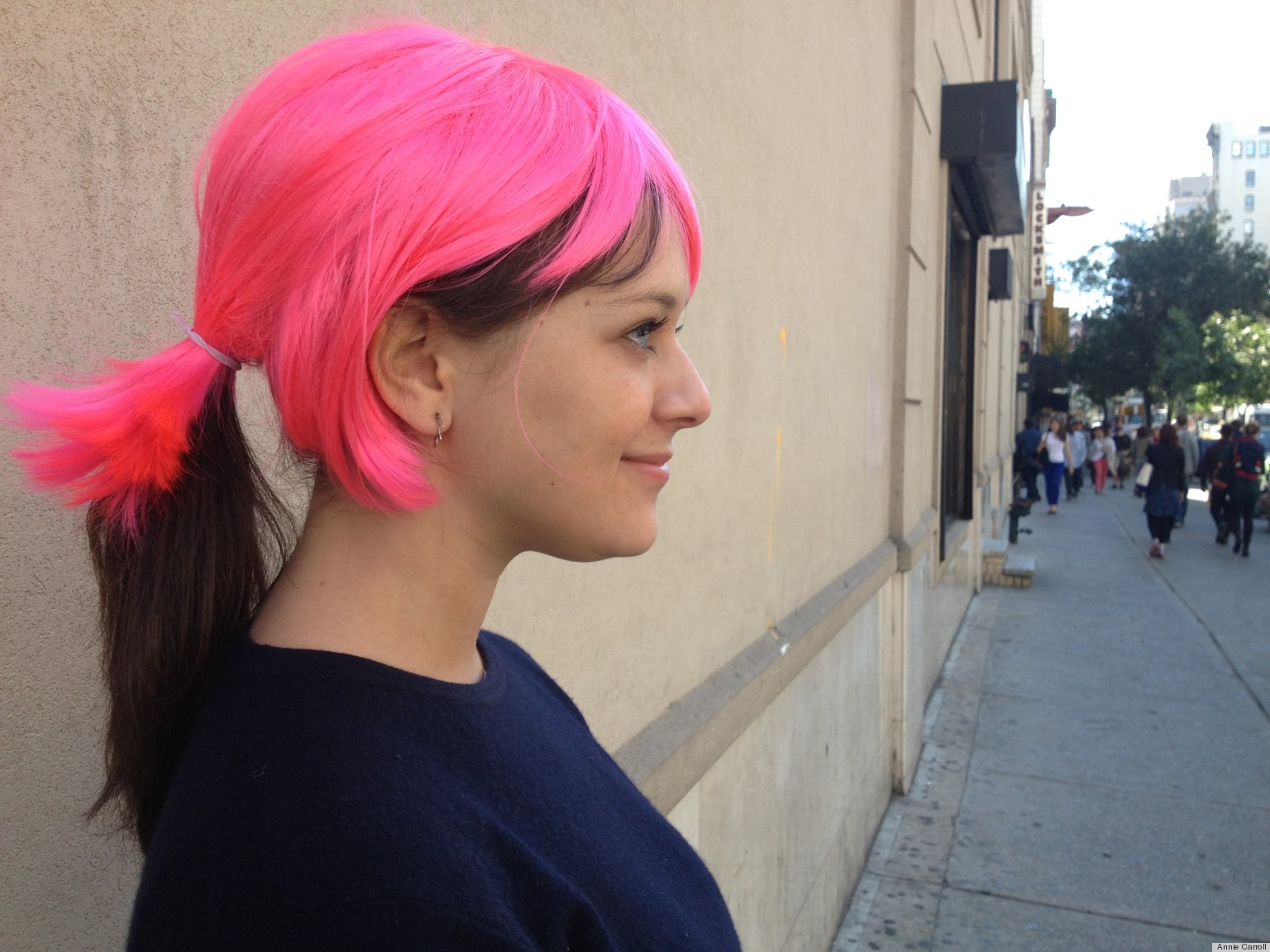 Pink And Black Hair Pink And Black Hair 40...