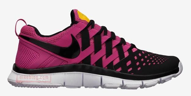 Pink And Black Nikes 9 Free Wallpaper