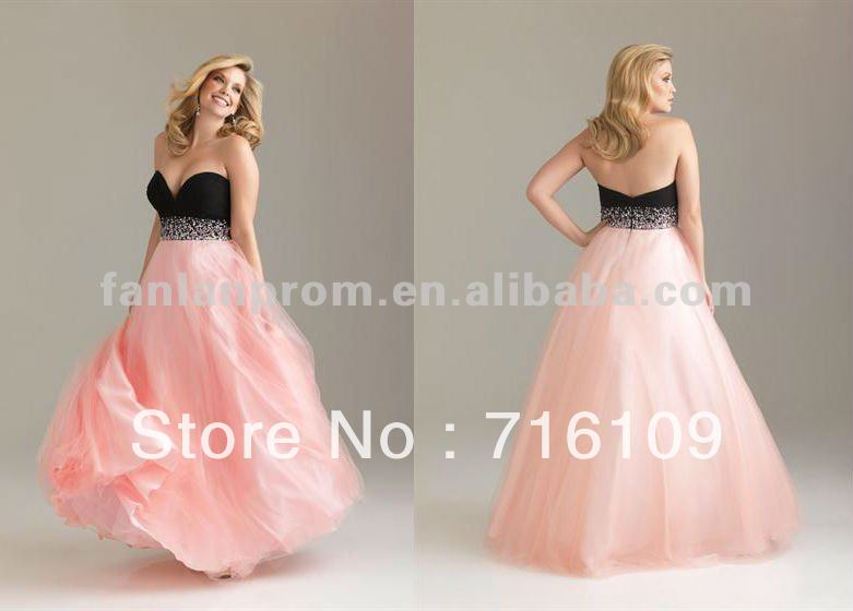 Pink Prom Dresses 16 100
