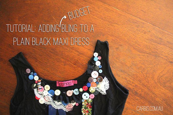 Plain Black Maxi Dress 17 Cool Wallpaper
