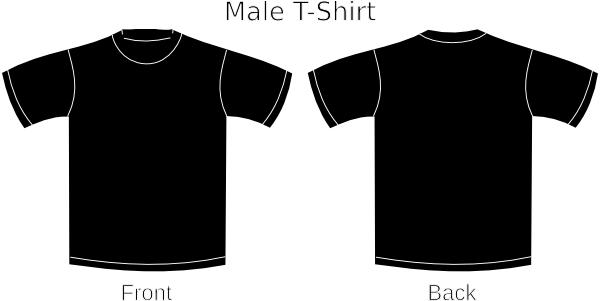 Plain Black T Shirt 14 High Resolution Wallpaper
