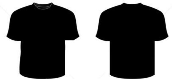 Plain Black T Shirt 21 Hd Wallpaper