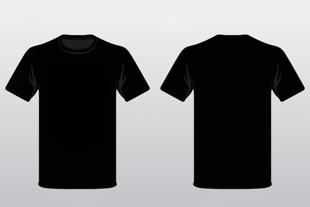 Plain black t shirt 23 widescreen wallpaper for T shirt plain black