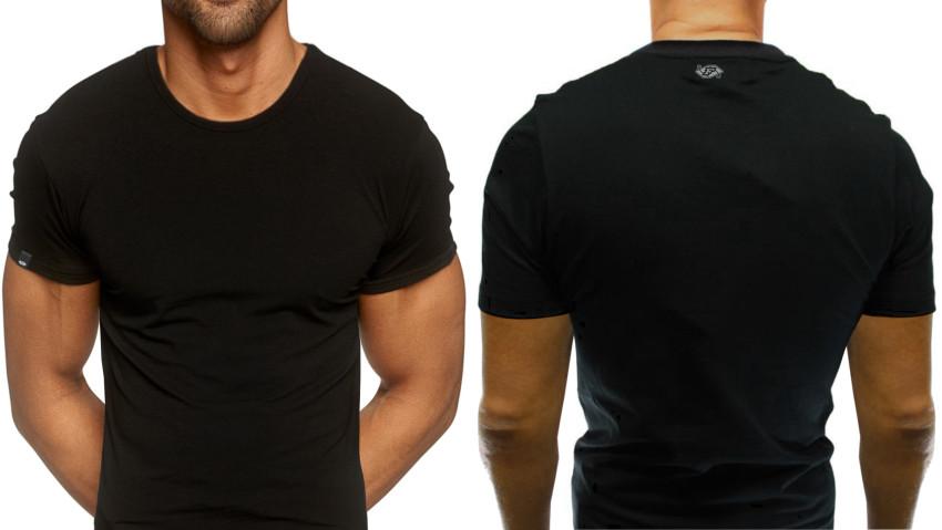 Black Black T Shirt | Is Shirt