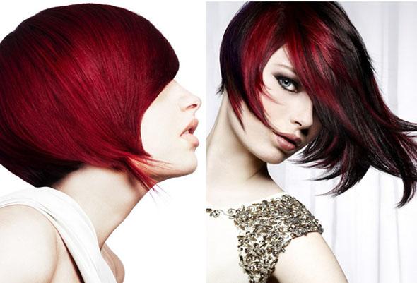 Red Black Hair Color Ideas 26 Widescreen Wallpaper ...