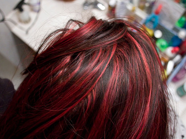 Red black hairstyles 12 free wallpaper hdblackwallpaper red black hairstyles urmus Choice Image